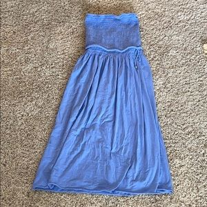 Dresses & Skirts - Blue long length dress